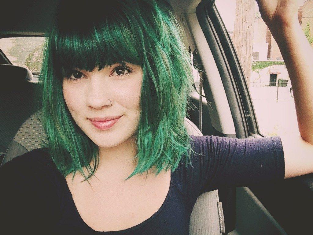 Pretty-Girl-Green-Hair-1024x768